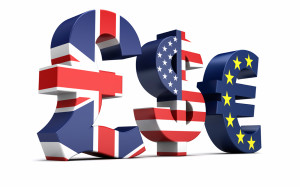 Доллар продолжает укрепляться к британскому фунту на 0,27% на Форекс