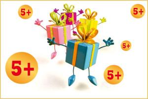 Соцсеть Одноклассники презентовала раздел «Подарки от пользователей»