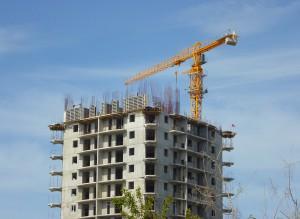 В Севастополе рейдерами захвачен объект строительства 16-ти этажного дома на мысе Хрустальном