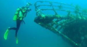 затонувший севастополь