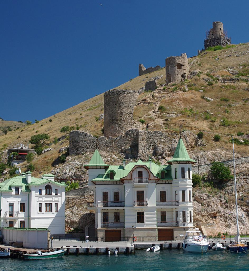 Историко-архитектурный комплекс набережной Балаклавы будет включён в туристические маршруты Севастополя и Крыма