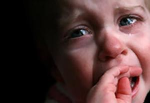 избиение ребенка