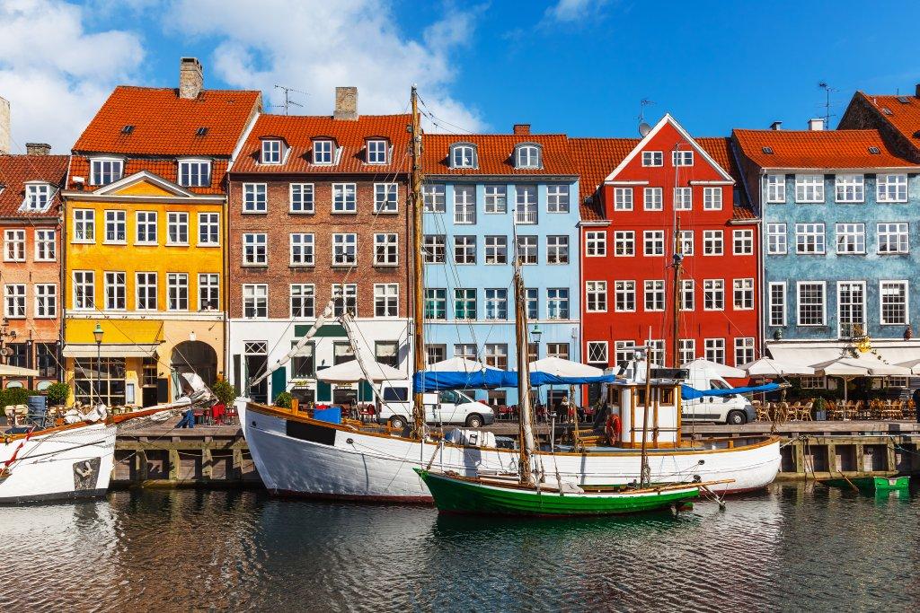 Какая недвижимость Дании самая популярная