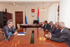 делегация севастополь россия