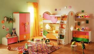 В Сети названы популярнейшие бренды детской мебели
