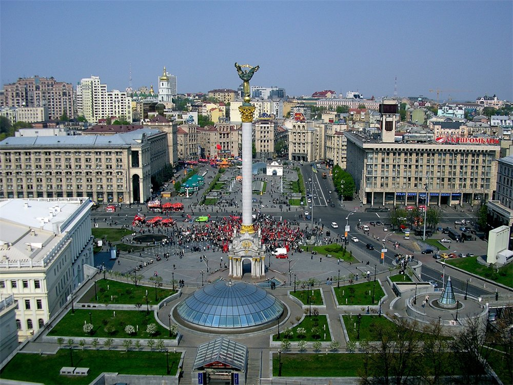 В Киеве жестоко избили севастопольца, разрушившего мемориал Небесной сотни