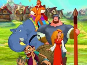 Россияне в Интернете назвали самые популярные мультфильмы