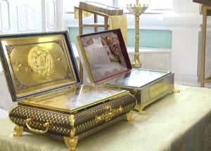 мощи в храм Севастополя