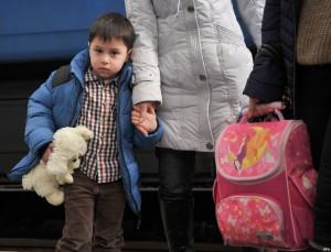 переселенцы из Севастополя и Крыма
