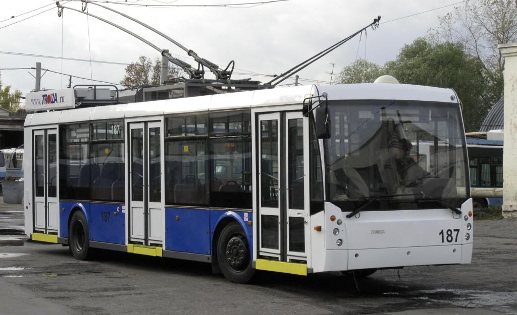Цена проезда в севастопольских троллейбусах повысится в два раза