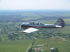 малая авиация в Севастополе