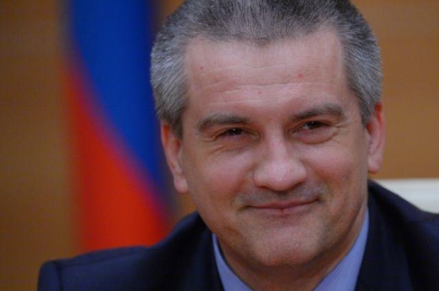 Гениченск замерзнет без крымского газа, - Аксенов