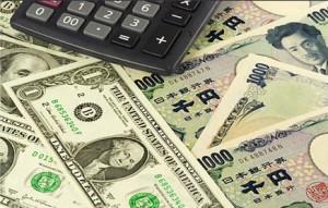 На Форексе доллар дорожает к иене  на 0,23%