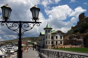 Историки-архитекторы после дополнительных исследований опровергли информацию о разрушении дома И.Бунина в Балаклаве