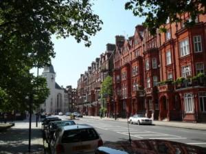 Кенсингтон и Челси признаны самыми дорогими местами Великобритании