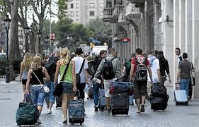 Рост количества туристов в Испании в мае составил 1,4 %