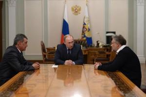 конфликт в кремле