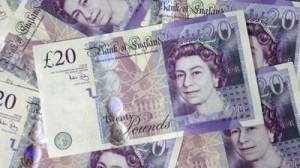 Движение британского фунта остается нисходящим