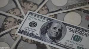 Рост доллара к иене составил 0,10%