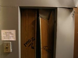 женщина погибла в лифте