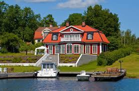Названы самые популярные виды недвижимости Швеции