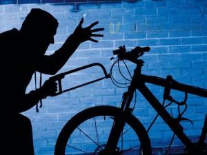 поймали велосипедного вора