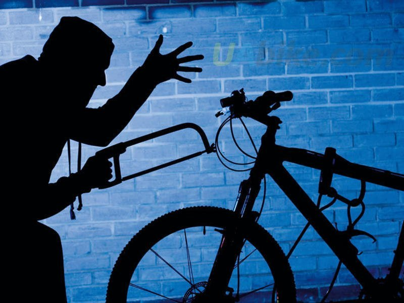 В Севастополе поймали велосипедного вора грабящего пенсионеров