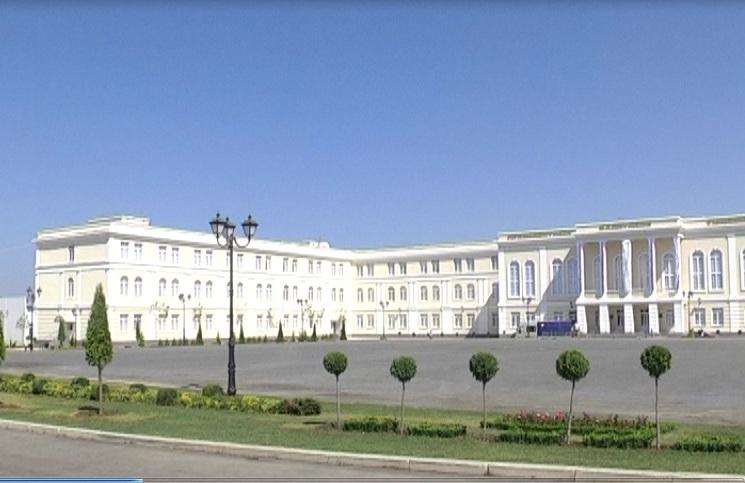 Севастопольское президентское кадетское училище приняло сотню лучших школьников России