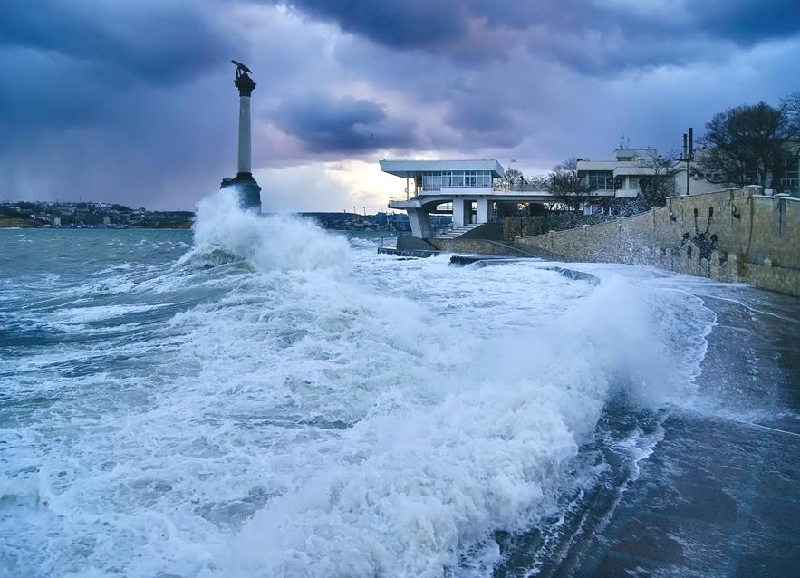 Погода в Крыму на пятницу, 20 февраля