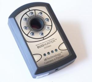 Как найти спрятанную видеокамеру?