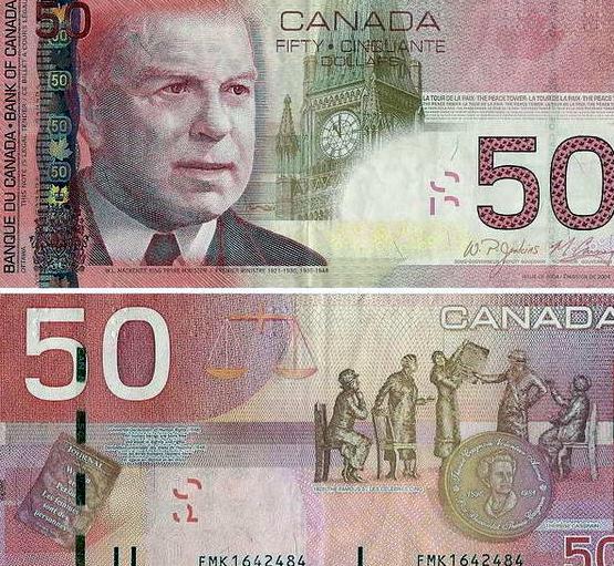 На Форексе доллар упал к канадцу на 0,83%