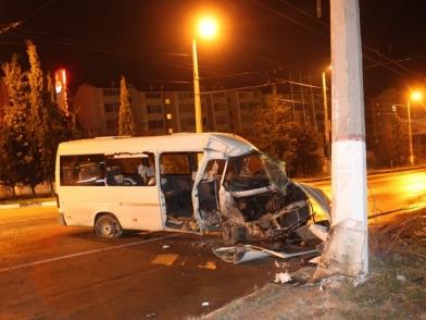 дтп в севастополе пострадало 7 человек