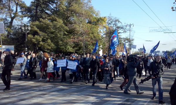 марш народного единства севастополь