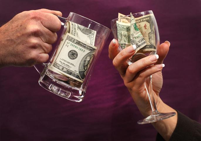 Особенности скупки алкоголя