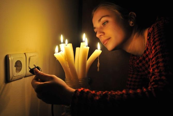 Из-за аварии без электричества остались почти 600 тысяч жителей Крыма
