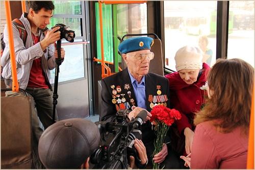 О льготном проезде ветеранов Севастополя