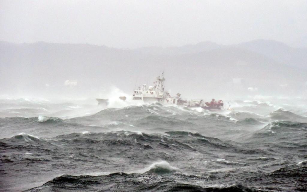 В связи с ухудшением погодных условий ожидается перебои в работе Керченской переправы