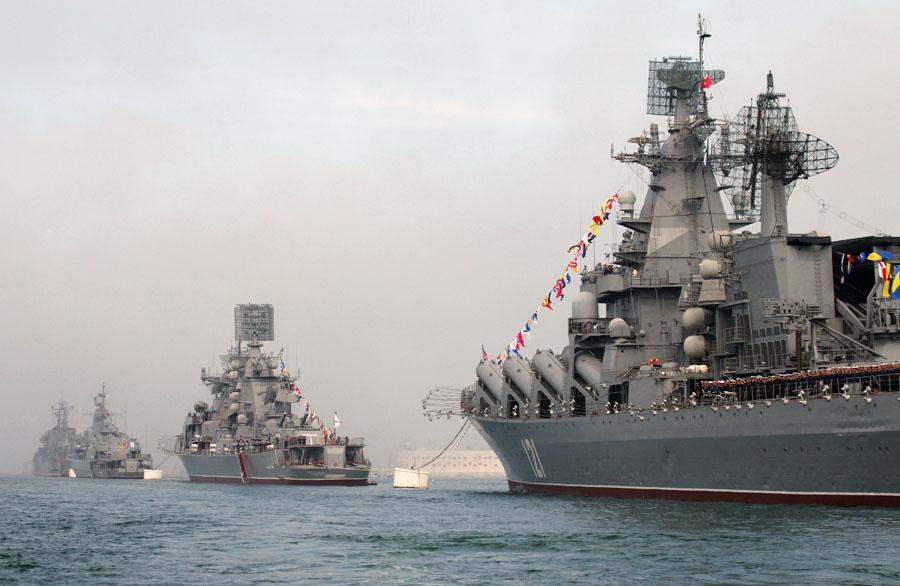 чф планирует получить 3 надводных боевых корабля