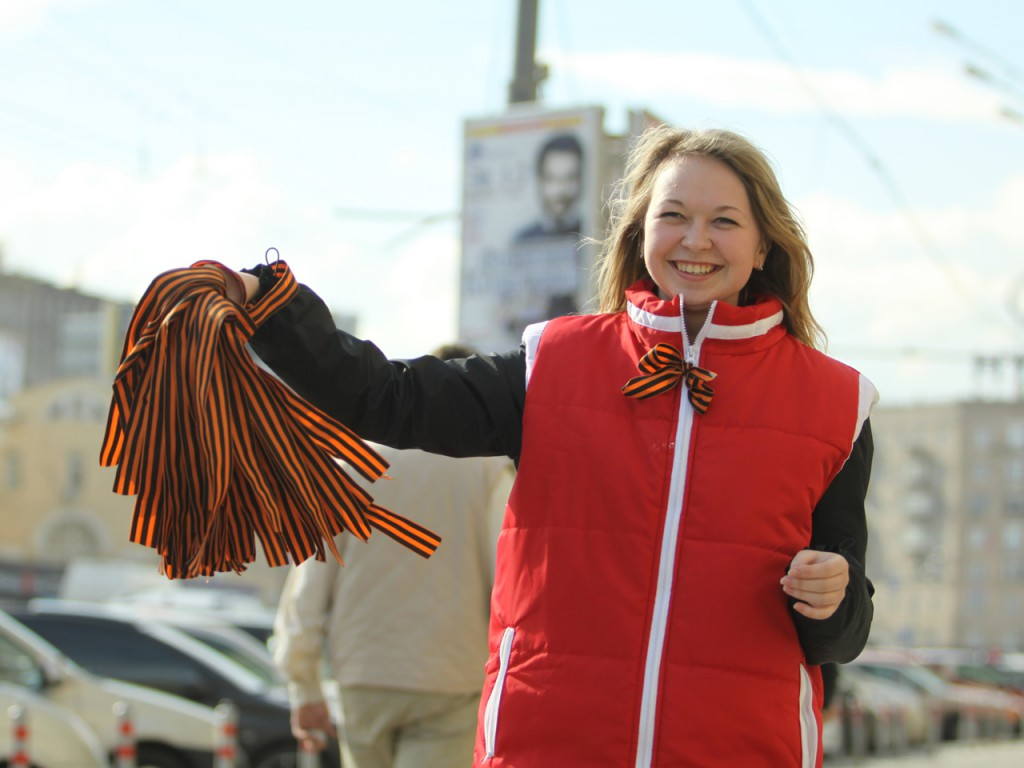 В Севастополе пройдет акция «Георгиевская ленточка»