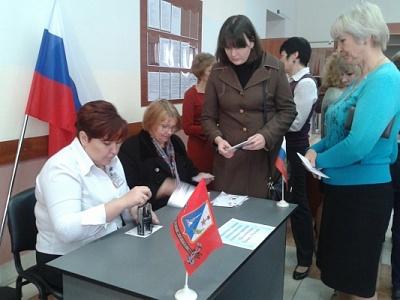 Почта Крыма погасила почтовую карточку, посвященную «Крымской весне»
