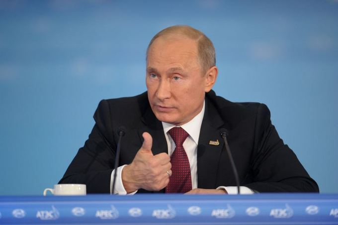 Путин уверен, что Крым будет развиваться ускоренными темпами