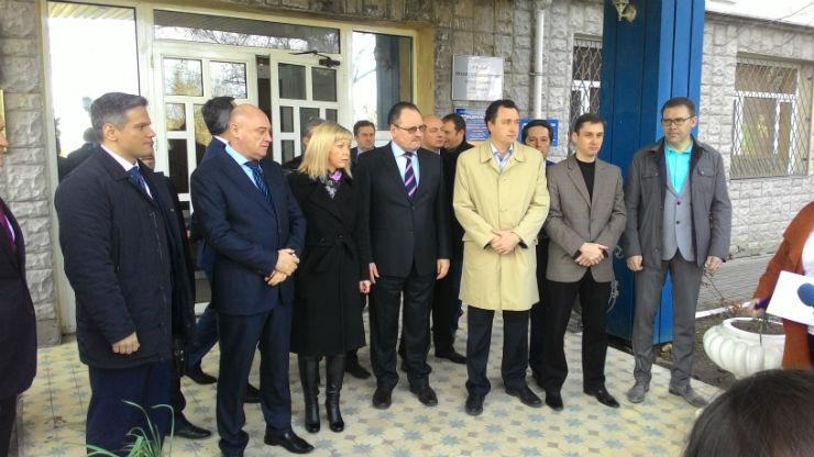 В Севастополе открыт филиал «Главгосэкспертизы»