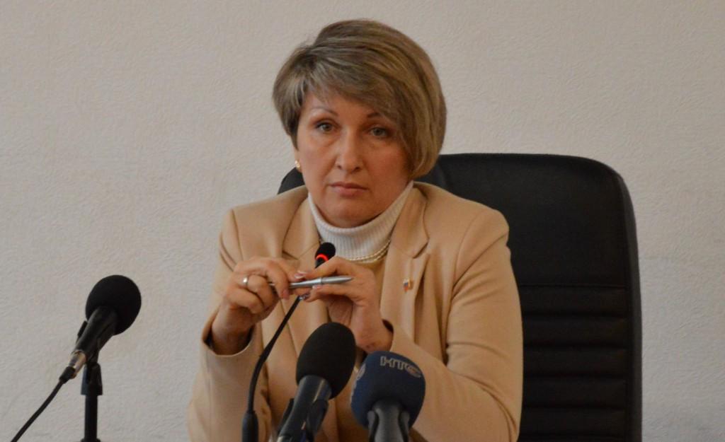 Татьяна Щербакова приняла участие в проверке детских летних лагерей
