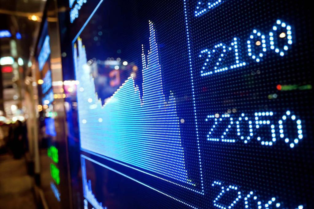 Влияние фондовых индексов на рынок Форекс