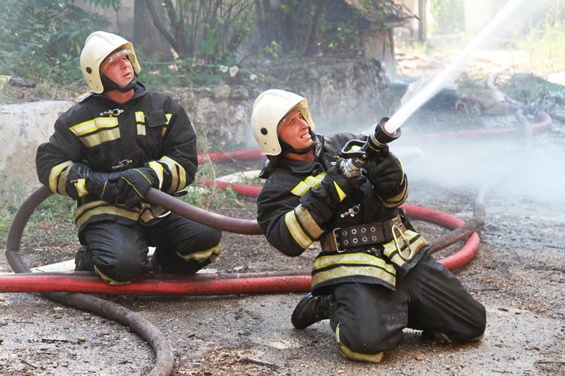 В Балаклавском районе при пожаре погибли дети