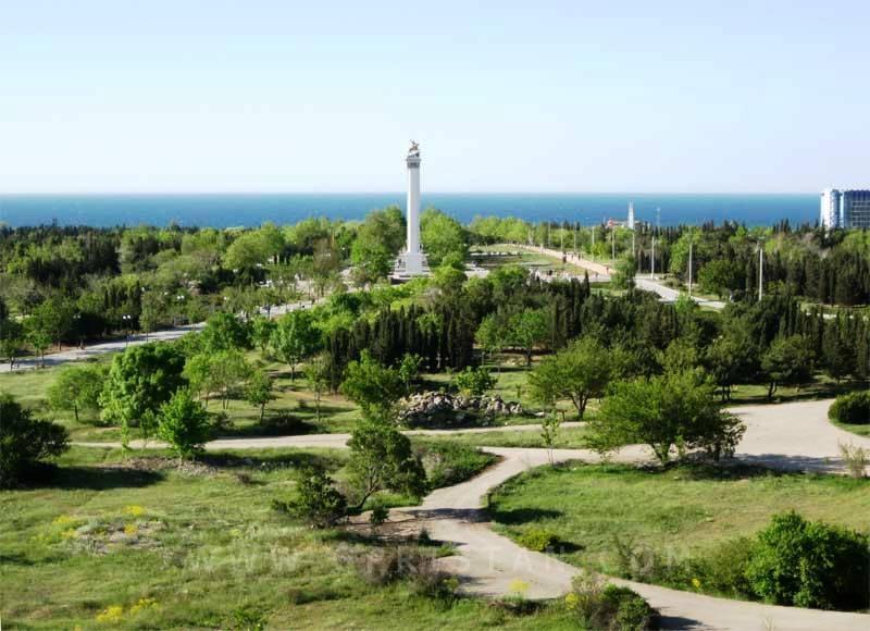 6 июля в Севастополе откроется выставка, посвящённая истории создания Парка Победы