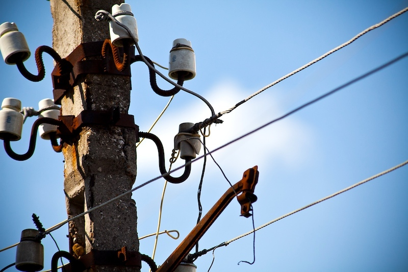 Из-за непогоды в Крыму 49 населенных пунктов остались без электричества