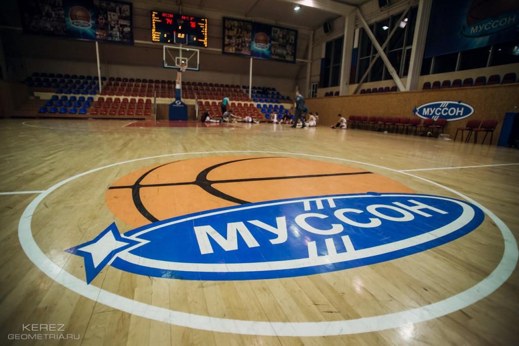 """Баскетбол: СК """"Муссон"""" встретится с """"Евпаторией"""" и """"Северной Каролиной"""""""