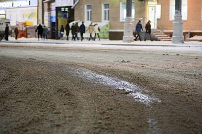 Состояние дорог Севастополя дополнительно контролируют экипажи ГИБДД