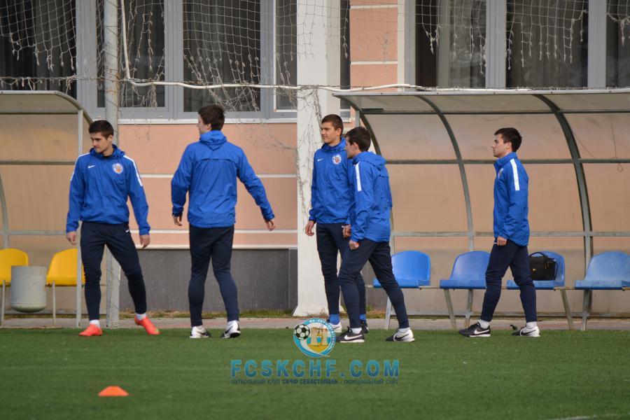 Севастопольцы в Кубке Крыма по футболу сыграют с командой из Джанкоя